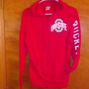 OSU Zip-Up Sweatshirt